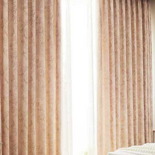 タッセル含む カーテン オーダーカーテン&シェード 3ツ山仕様 エレガンス 東リ 激安 (税別価格) elure KSA60104・KSA60105スタンダード縫製 約2倍ヒダ