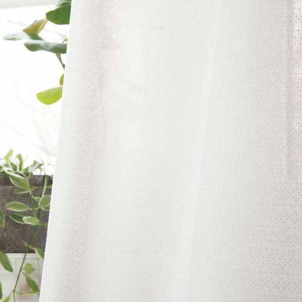 カーテン 激安 東リ オーダーカーテン&シェード elure 機能 ボイル&レース KSA60466スタンダード縫製 約2倍ヒダ 3ツ山仕様 (税別価格) タッセルなし
