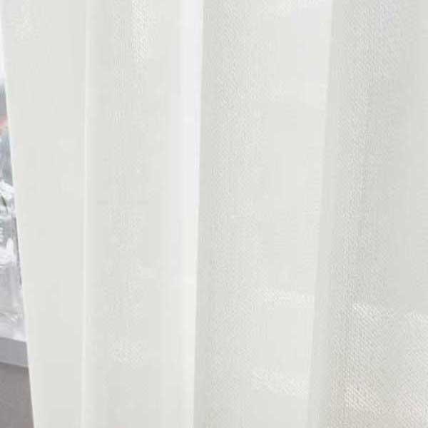 カーテン 激安 東リ オーダーカーテン&シェード elure ミラーレース KSA60478スタンダード縫製 約1.5倍ヒダ 2ツ山仕様 (税別価格) タッセルなし