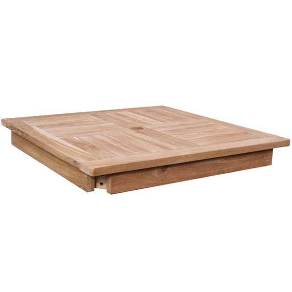 コード(36354) ガーデニング 正方形天板0606 JABIS Garden+Interior★コンビネーションテーブル 我が家の素敵なガーデン&インテリア