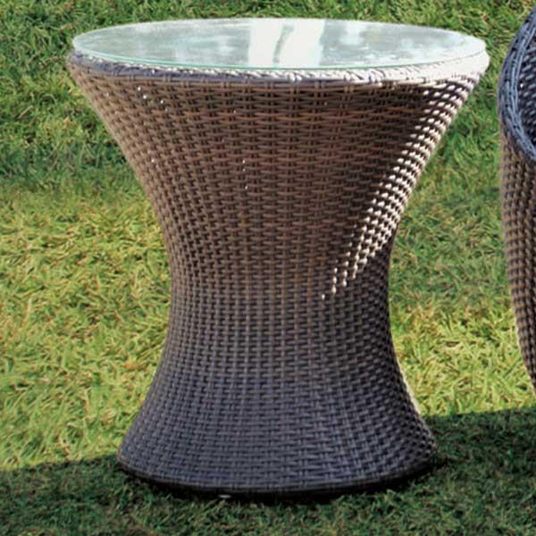 ガーデニング 我が家の素敵なガーデン&インテリア JABIS Garden+Interior★ミニガラステーブルNH-30101 コード(38721)