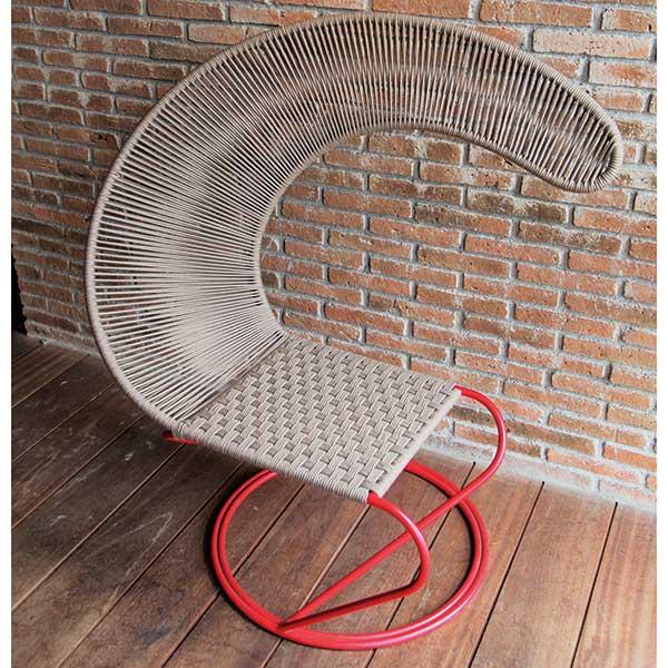 ガーデニング JABIS Garden+Interior★アートチェア コード(41347) 我が家の素敵なガーデン&インテリア