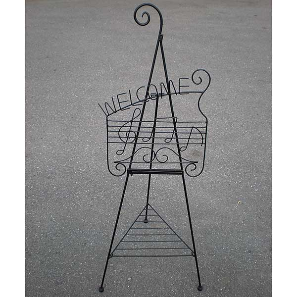 Garden+Interior★ミュージックイーゼル 我が家の素敵なガーデン&インテリア ガーデニング JABIS コード(34118)