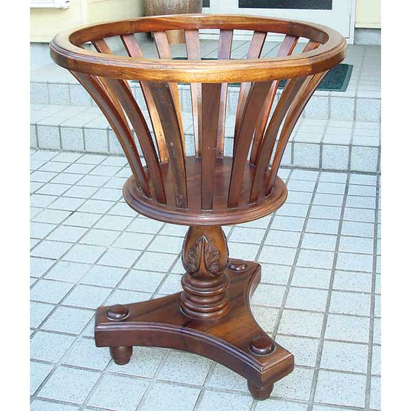 JABIS Garden+Interior★アールデコポット コード(36349) ガーデニング 我が家の素敵なガーデン&インテリア