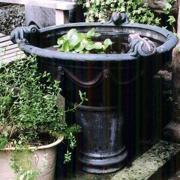 JABIS コード(85021) Garden+Interior★カエル水盤 ガーデニング 我が家の素敵なガーデン&インテリア