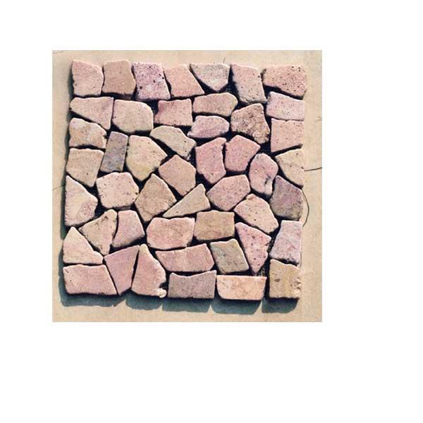 ガーデニング 我が家の素敵なジャービス エクステリア JABIS Exterior★ストーンペイバー マーブル カートン(10枚) コード(34614)