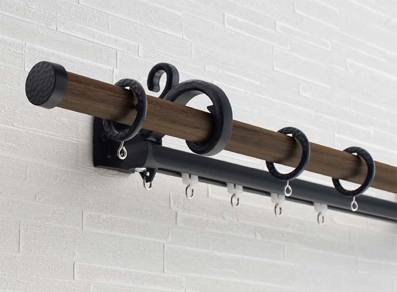 ◆装飾レール | ルブラン22 シングル Aセット 2.10m