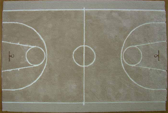 完全国内生産 ラグ マット カーペット 大人気 おしゃれでアート! バスケット(140×200 )