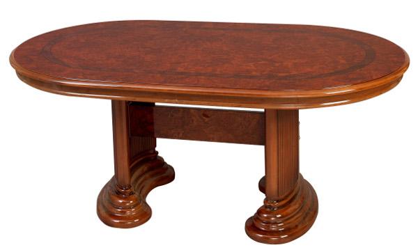 サルタレッリ フローレンス ダイニングテーブル 幅175 【送料無料】 SFLI-519-BR テーブル ウォールナット 食卓 家具 輸入家具 イタリア家具 木製 SFLI519-BR SFLI-519BR