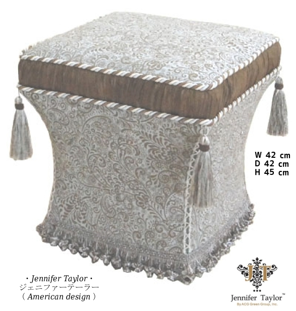 ジェニファーテイラ- スツール Swanson スワンソン 【送料無料】 完成品 jennifer taylor ジェニファー テイラー ジェニファーテーラー jennifertaylor sw-2333 椅子 イス ベンチ チェア 輸入家具