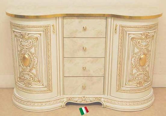 キャメルグループのレオナルドシリーズです。デザイン性 豊かなイタリア家具を お楽しみ下さい。 レオナルド leonard サイドボード 135幅   len-ba2d おしゃれ 木製 完成品 タンス キャビネット リビングボード 鏡面 輸入 家具 輸入家具 イタリア家具 姫系 キャメル - atualpaineis.com.br