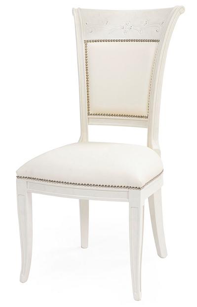サルタレッリ ジュリエッタ ダイニングチェア 合皮 【送料無料】 Giulietta SGTI-0190 木製 チェア 椅子 家具 輸入家具 イタリア家具 いす イス 姫系 SGTI0190