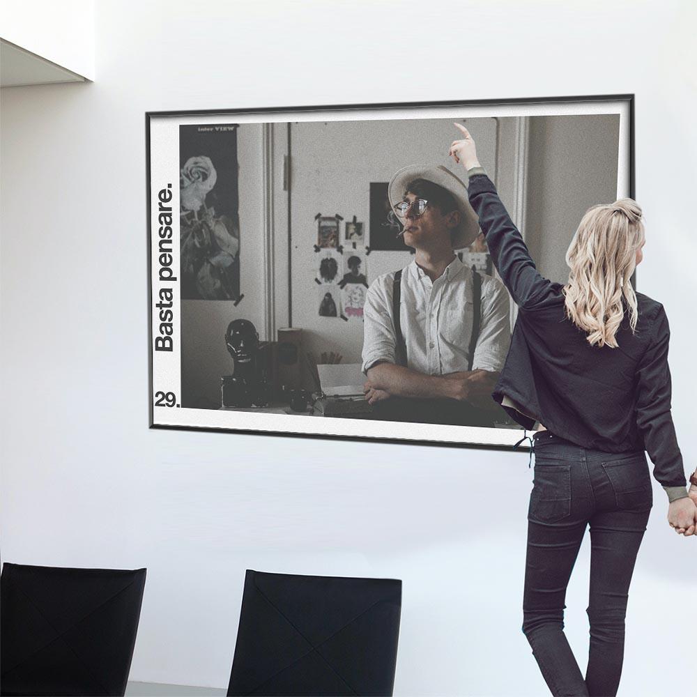 こちらのポスターはB0サイズです ポスター 特大 B0サイズ トラスト 最新 約103x145cm 選べる用紙 大きさ 大きい 特注 インテリア おしゃれ 巨大 ビッグ 韓国 インパクト フォト アメリカン アンティーク 英字新聞 ブルックリン 壁紙 ビンテージ カフェ ヴィンテージ メッセージ