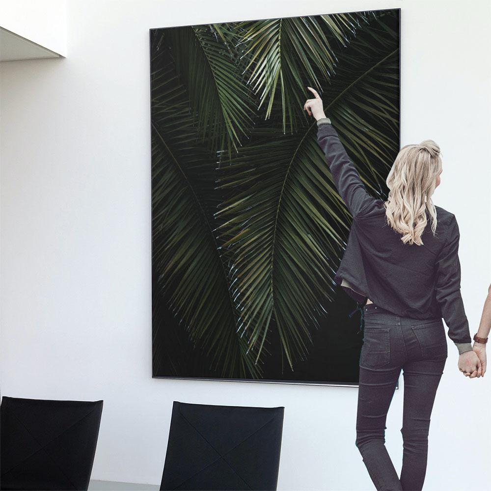 こちらのポスターはB0サイズです ポスター 特大 B0サイズ 約103x145cm おしゃれ 選べる用紙 大きさ 大きい 特注 インテリア おしゃれ 巨大 ビッグ 壁紙 インパクト 森 当店一番人気 しずく 緑 水滴 ジャングル 雨 朝露 高画質 水 フォト ボタニカル カフェ ナチュラル 植物