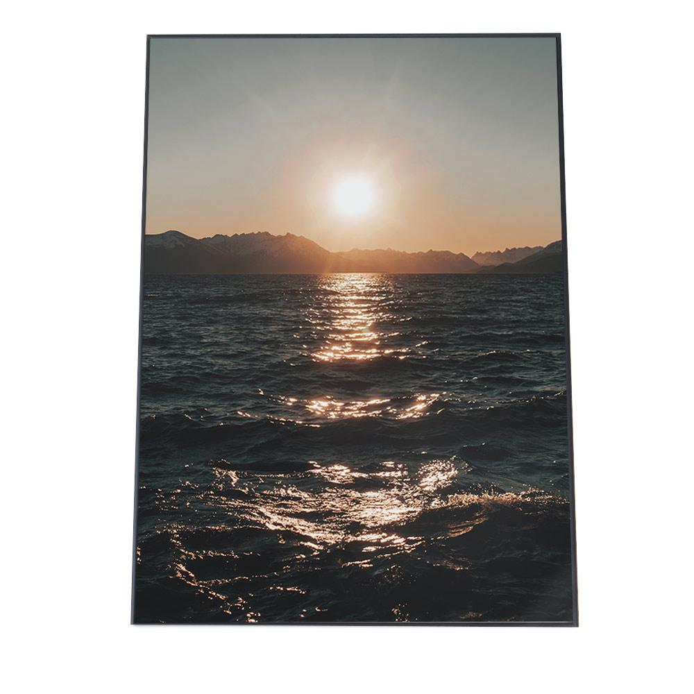 こちらのポスターはA2サイズです ポスター A2サイズ 約42x59cm 在庫一掃売り切りセール 選べる用紙 大きさ インテリア おしゃれ 新作通販 ファッション 大きい波 サンセット 南国 海 綺麗 空 サーフ カリフォルニア キレイ 夕日 サーファー