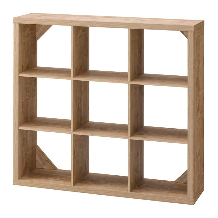 シェルフ ラック 木製 オープンシェルフ フリーラック おしゃれ
