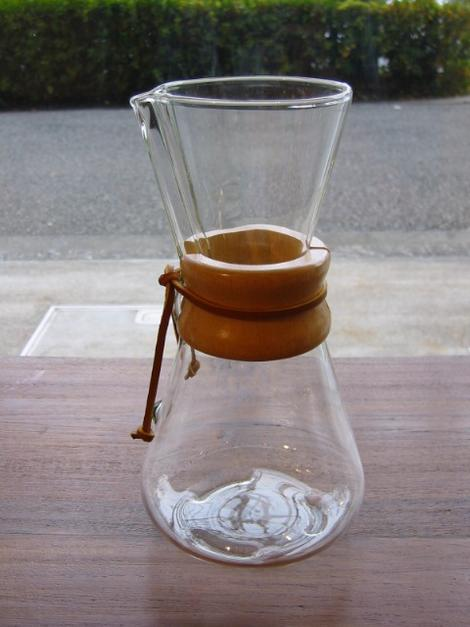 CHEMEX COFFEE MAKER / ORIGINAL / 3 cupケメックス コーヒーメーカー / オリジナル / 3カップCH-3-O【ハンドブロウ 手吹きガラス】