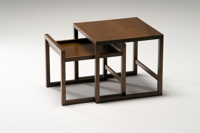 【送料無料】cosine collectionコサイン コレクションnagahara Nest Table / Walnutナガハラ ネストテーブル / ウォルナットTA-08CW