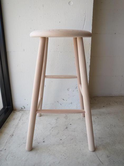 ≪送料無料!≫NORDIC STOOL by Traevarefabrikken / Natural Medium(M)ノルディック スツール / ナチュラル ミディアム(M)【北欧 デンマーク】【スツール 椅子 木製】