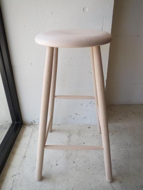 ≪送料無料!≫NORDIC STOOL by Traevarefabrikken / Natural Large(L)ノルディック スツール / ナチュラル ラージ(L)【北欧 デンマーク】【スツール 椅子 木製】