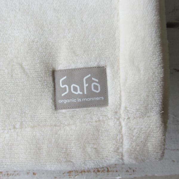 SaFo サフォ オーガニックブランケット サイズ:シングルベッドカバー / タオルケット / お昼寝ケット  / コットン /