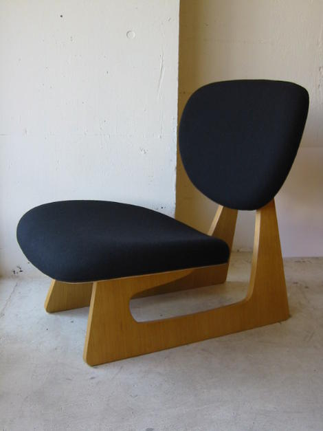 S-50166NA-ST 低座椅子 天童木工