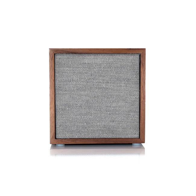 ≪送料無料!≫Tivoli Audio / CUBE / Walnut-Greyチボリ オーディオ / キューブ色:ウォールナット/グレーWi-Hiネットワーク対応・Bluetoothワイヤレス技術搭載・スピーカー/ART/アート