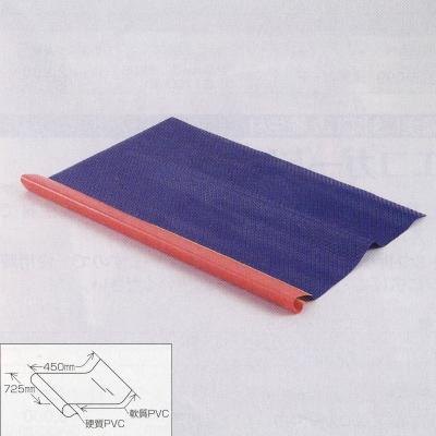階段養生材 セーフティKAIDAN 巾725×長450ミリ 15枚入 316-075