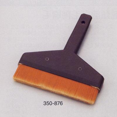 PCナイロン赤糊刷毛 6寸 1つ 350-877