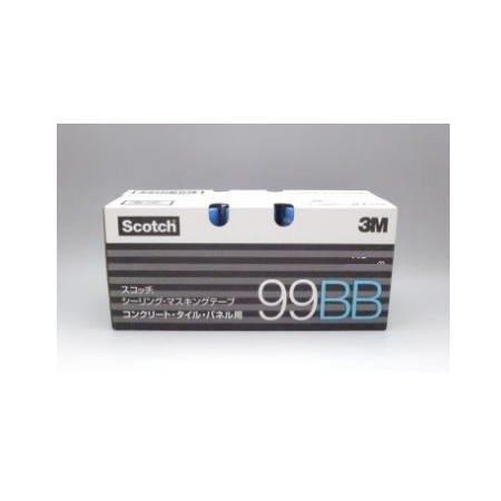 新発売 99BB 400巻:イーヅカ 幅30mm×長18m マスキングテープ 3M コンクリート・タイル・パネル用-DIY・工具