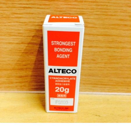 アルテコ 発泡スチロール用 瞬間接着剤 FS800 20g 50本