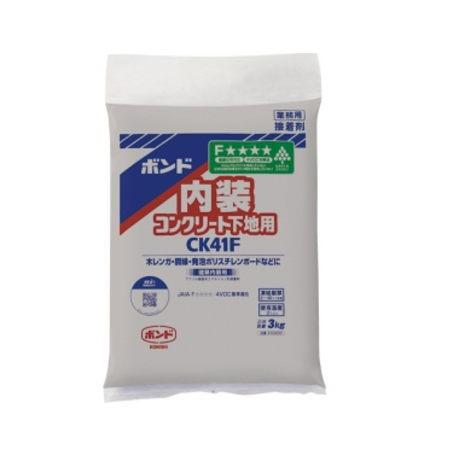 コニシ 内装用コンクリートボンド CK41F 3kg 6袋