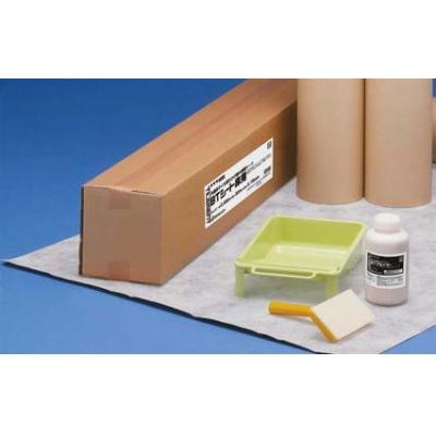 タイルメント 内装床タイル貼り、ひび割れ緩衝シート BTシート床用