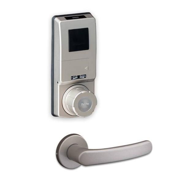 計電 非接触ICカード取替錠 Fe-Lock Light マルチタイプ(20IDまで) シングルバッテリータイプ 対応錠前 FELT-M