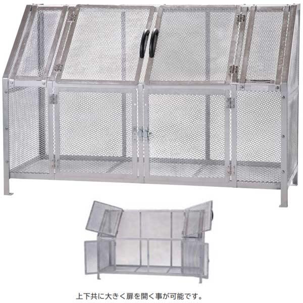 ミヅシマ ジャンボメッシュST1100 スチール製 内容量:1200L 203-0184