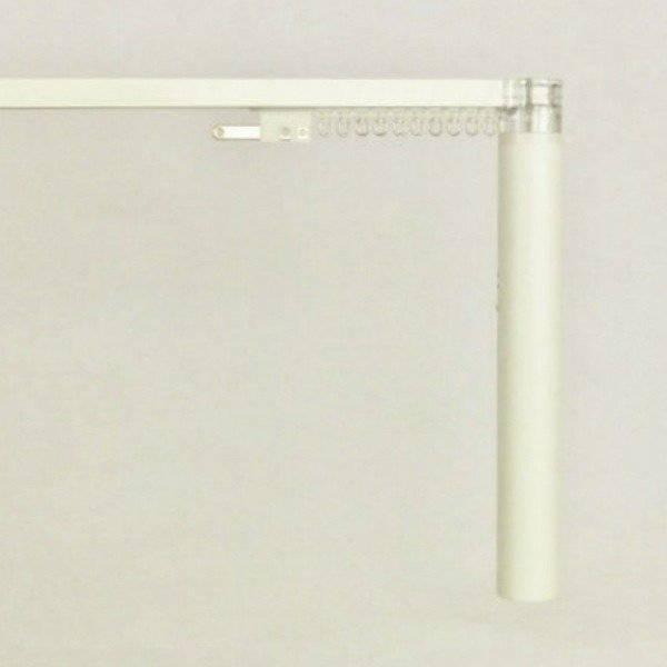 Nasnos 電動カーテンレール 無線式 CR1020 レール長351~400cm