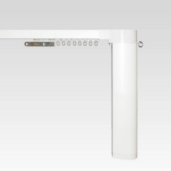 Nasnos 電動カーテンレール 無線 CR1060 レール長101~200cm