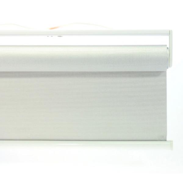 Nasnos 電動ロールスクリーン メカのみ 無線 RB3030 レール長121~160cm