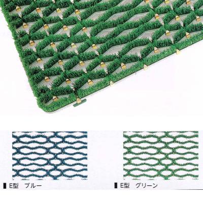 ミヅシマ 樹脂マット ニューマット E型 500×1000mm 402-0980ブルー|402-0990グリーン