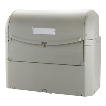 テラモト 集積保管容器 ワイドペールST1000 キャスターなし W1475×D750×H1280mm 約1000L DS-259-190-0