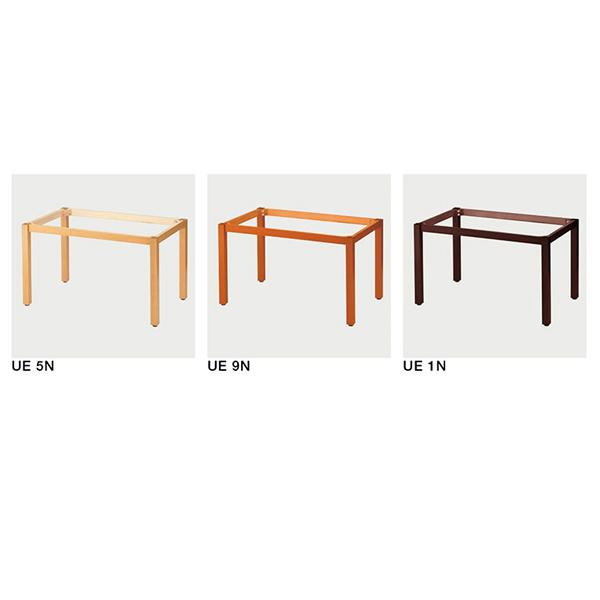 飲食店向け家具 椅子 クレス 国産品 評価 600×750用 施設用テーブルレッグ UE