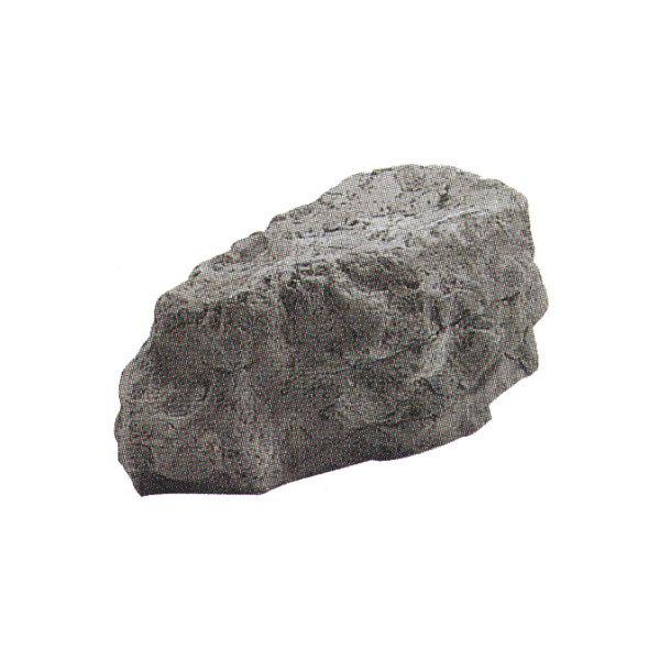 グローベン 庭石C A60CZ014 W450×H200×D180mm 約1.0kg FRP製