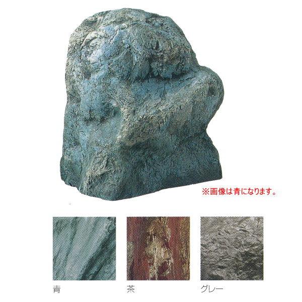 グローベン 庭石1C A60CZ143 W600×H580×D520mm 約3.7kg FRP製