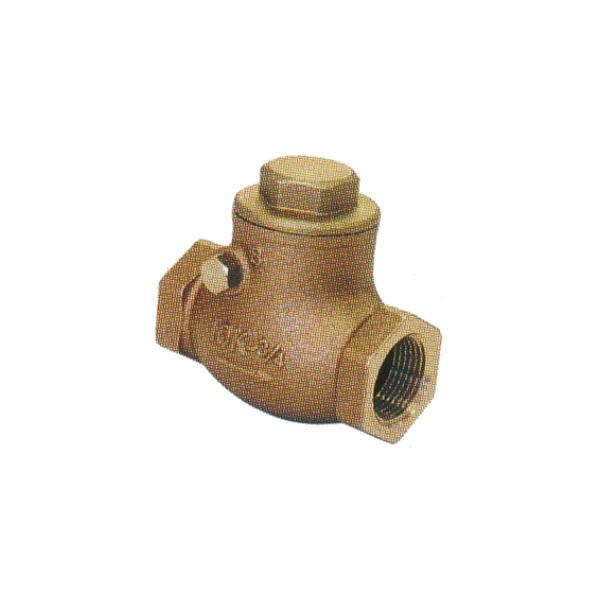 自動散水:汎用部材 グローベン 逆止弁 スイングチャッキ弁 好評受付中 新作通販 13A C10SB513
