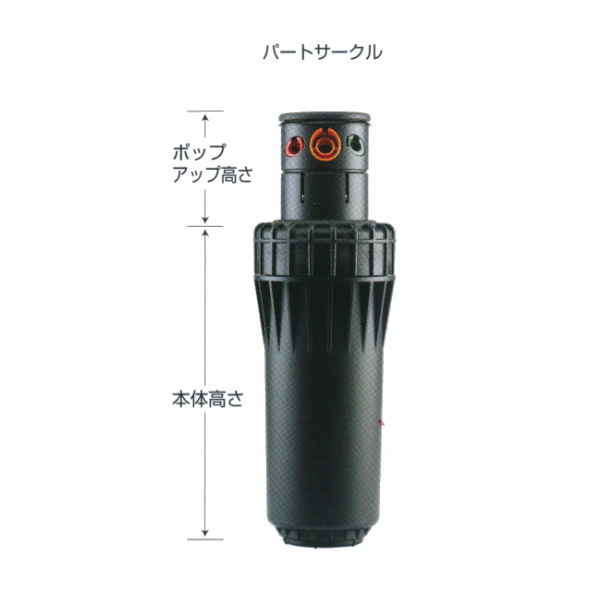 グローベン 1-90ギアローターヘッド パートサークル C10SR090P