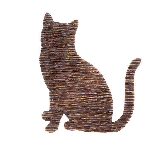 福彫 ウォールデコ ネコ WDIR-8