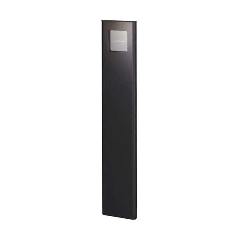 ネームプレート モデリット グロスブラック NA1-HS06GB