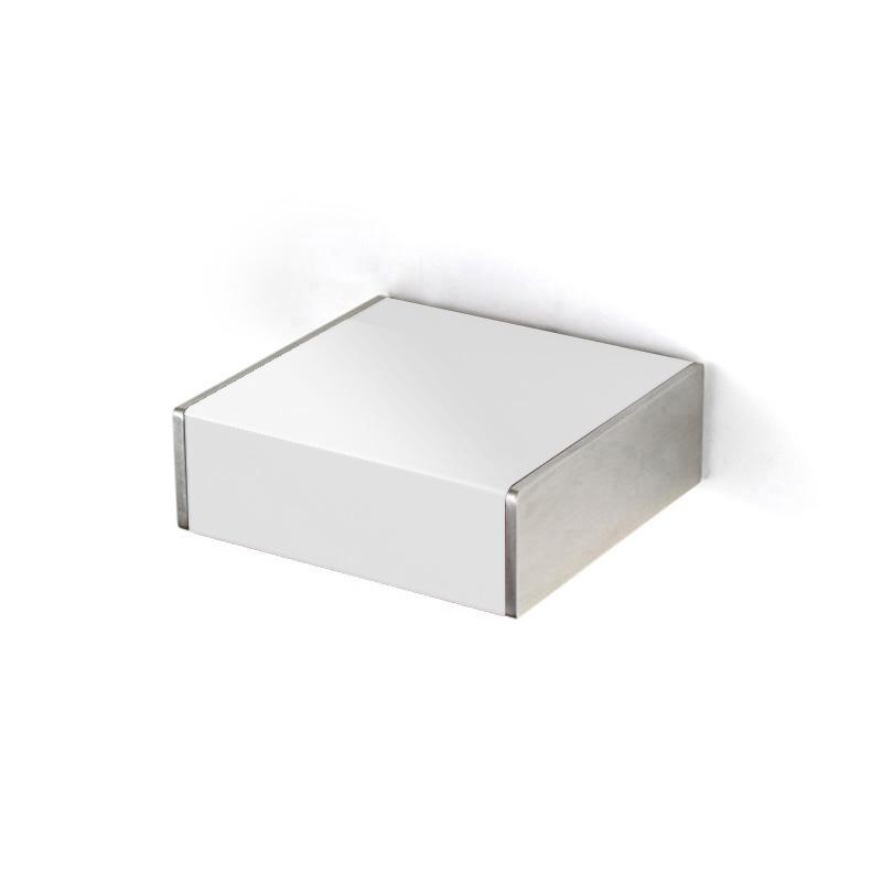 LEDウォールライト Type07 LED:電球色 ホワイト NA1-LL07-LWH