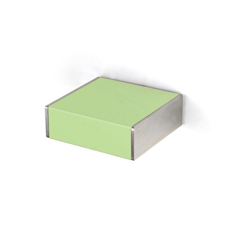 LEDウォールライト Type07 LED:白色 グリーン NA1-LL07-WGR