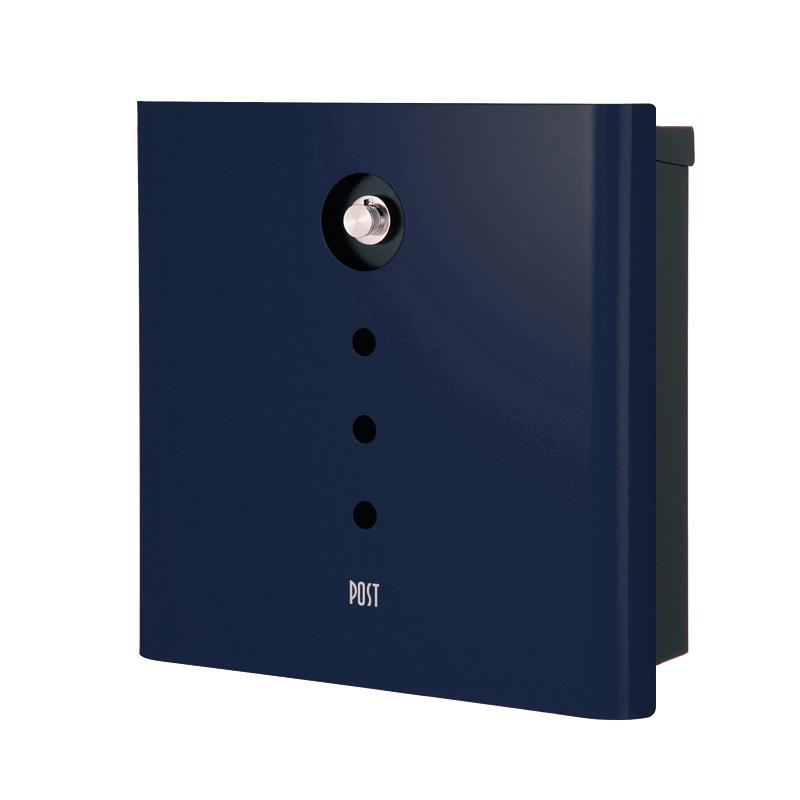 ヴァリオ ネオ スキン アルファ 壁掛けタイプ(ダイヤル錠付) ナイトブルー NA1-OA01NB